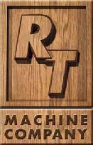 砂光鼓砂光机械 公司  - RT Machine Company