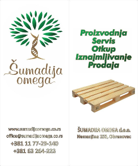 Conveyors, Storage And Material Handling - Other 公司  - Sumadija Omega d.o.o.